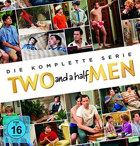 Two and a Half Men Komplettbox (exklusiv bei Amazon.de) [40 DVDs] für 59,97 EUR statt ca. 100 EUR