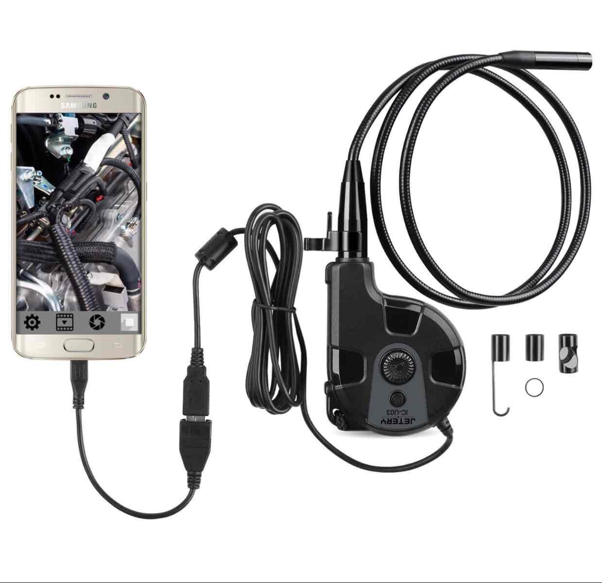 [Amazon Prime] Endoskop 90cm mit vielen Funktionen