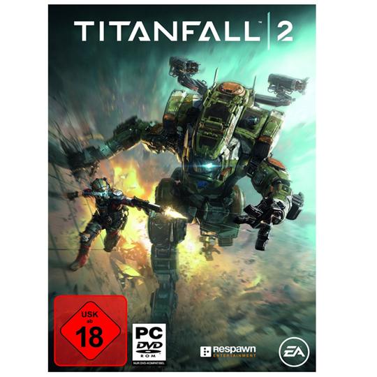 Titanfall 2 PC DVD für 29€ - 5€ Newslettergutschein und kostenloser Versand.