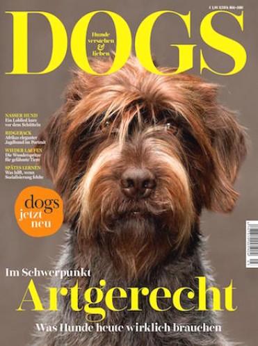 """Jahresabo """"Dogs"""" (6 Ausgaben) für 35,40€ mit 35€ Bargeldprämie = effektiv 0,40€"""