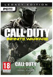 [STEAM] Electronicfirst: Call of Duty Infinite Warfare Legacy Edition