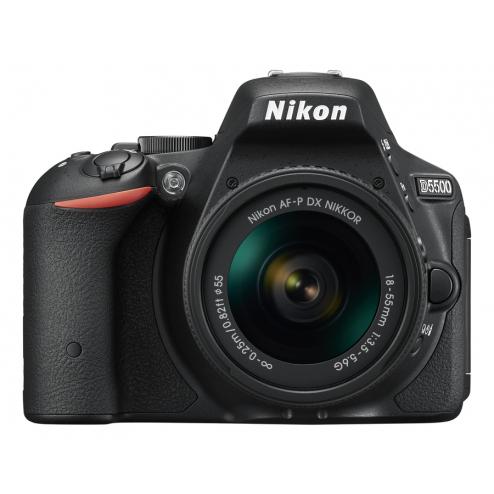 Tagesangebot - Nikon D5500 + AF-P DX NIKKOR 18-55
