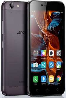 "Lenovo Vibe K5 LTE + Dual-SIM (5"" HD IPS, Snapdragon 415 Octacore, 2GB RAM, 16GB intern, 13MP + 5MP Kamera, 2750mAh wechselbar, Metallrückseite, kein Hybrid-Slot, Android 7.1 Nougat Custom-ROMs) weiß & schwarz ab 91,67€ [Amazon.co.uk Warehouse Deals]"
