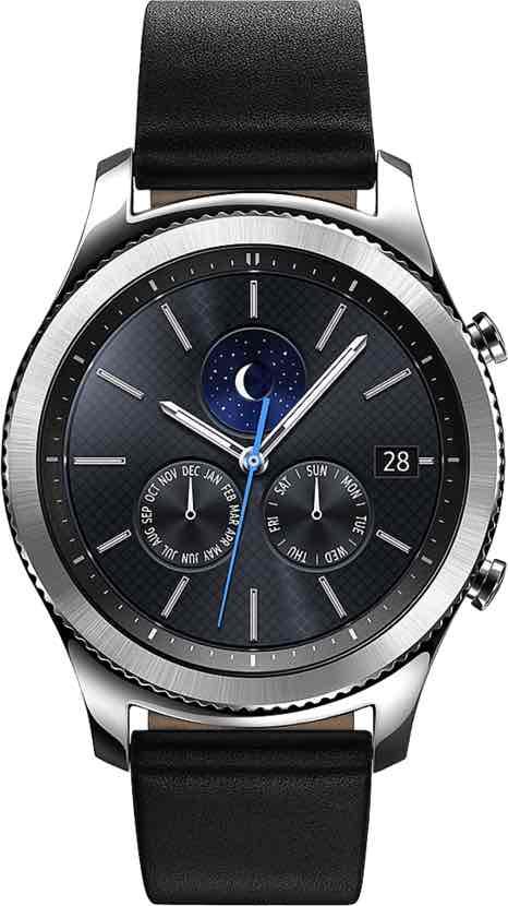 Samsung Gear S3 Classic Smartwatch für 355€ statt 399€ [Telekom Online Shop] wieder verfügbar