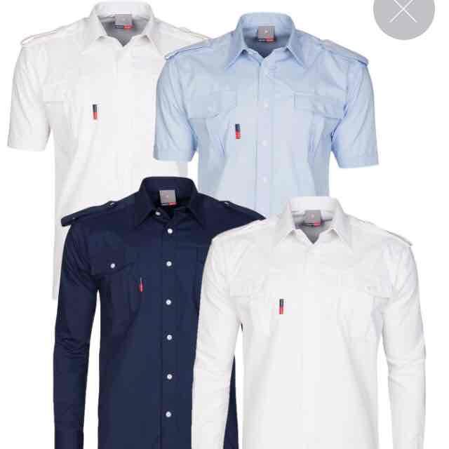 Herren Uniform Hemden FRISTADS KANSAS Essential