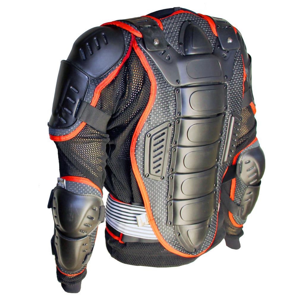 Wieder da: JEETA Rückenprotektor und Brustpanzer für Motorrad, Ski, Snowboard