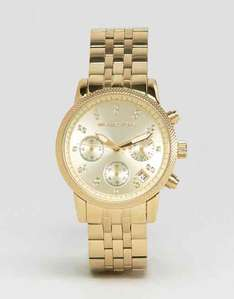 Michael Kors Goldener chrono, MK5676 [asos] idealo 149€