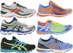 asics Laufschuhe für Damen & Herren, Gel Super J33, Gel Forte, Gel-Excel33 3, Gel-Attract 2 & Gel Foundation 11