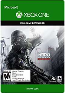 (Amazon.com) Metro 2033 Redux - Xbox One Digital Code für 6,20€