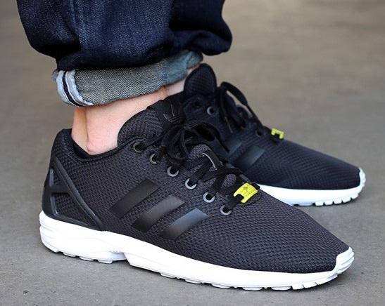 Adidas ZX Flux black/white für 49,99 inkl. Versand! (Größe 40-48) [OUTLET46]