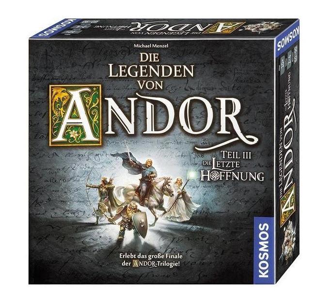 [thalia] Die Legenden von Andor - Teil III Die letzte Hoffnung - PVG 49,99€