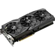 [eBay] ASUS GeForce STRIX GTX 1080 A8G + Watchdogs 2