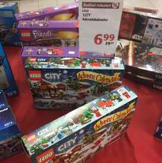 Lokal: Globus Halle Bruckdorf, Lego City/ Friends Adventskalender