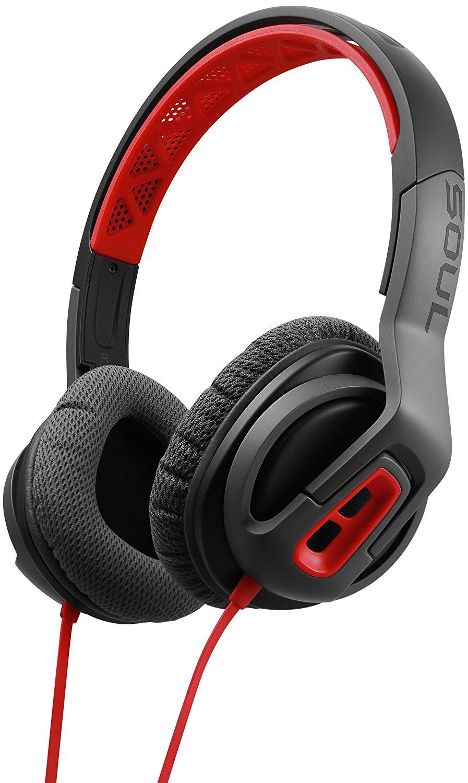 [@voelkner] SOUL Sport Kopfhörer ST20BRA Transform On Ear Headset
