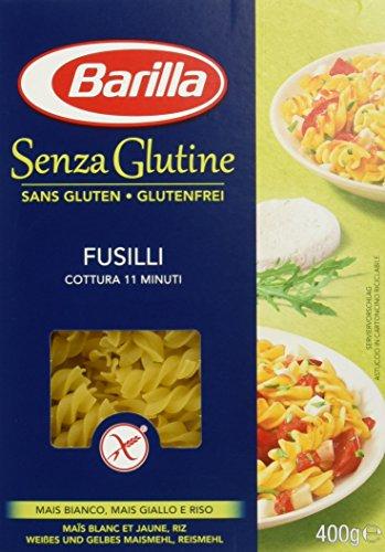 (Amazon SparAbo) Barilla Fusilli Glutenfrei, 7er Pack (7 x 400 g) für 6,58€