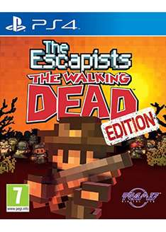 The Escapists: The Walking Dead Edition (PS4) für 13,85€