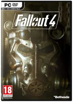 Fallout 4 (Disc) für 15€ [Amazon.co.uk]