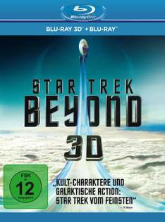 Star Trek Beyond 3D + 2D Blu Ray 14,99 € @ Müller