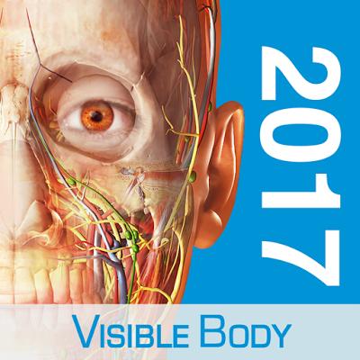 Atlas der Anatomie 2017 (Android) für 1,09€ (statt 24,99€) [Play Store]