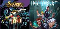 PS+ Dezember - PS4 - The Path of Destinies & Invisible Inc