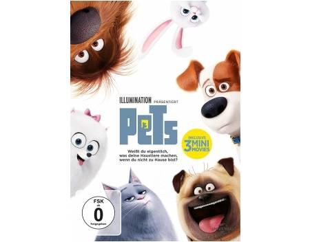 Pets  [DVD] für 7,99 € bei ALLYOUNEED