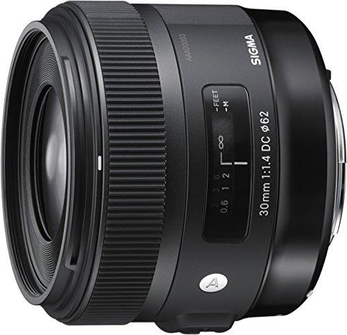 Sigma 30mm f1.4 DC HSM ART für Canon @amazon.co.uk Nikon @amazon.it