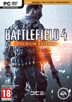 Battlefield 4 Premium Edition (PC/Origin) für 5,89€