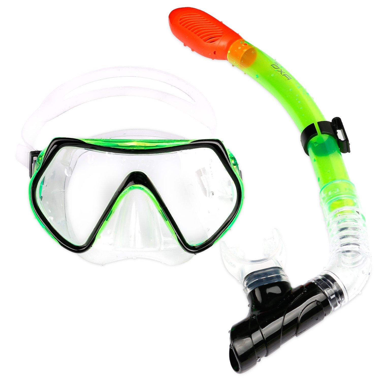 Amazon - 90% Rabatt auf Sets aus Taucherbrillen/Schorcheln/Schwimmflossen