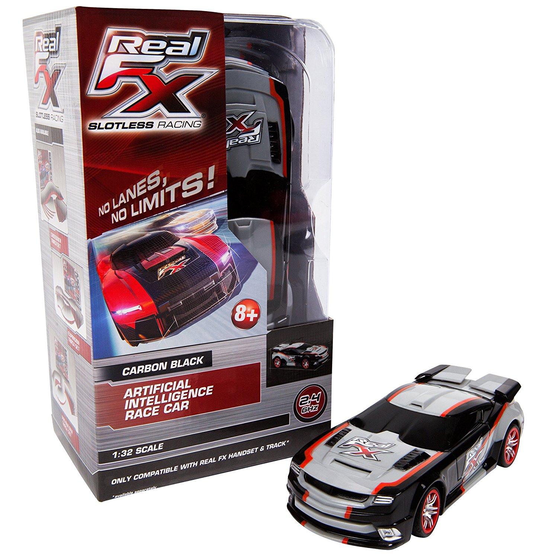 [Amazon] Real FX RFX-1006 - Schwarzer Rennwagen und Real FX RFX-1007 - Fernbedienung
