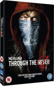 Metallica: Through The Never DVD für 2,35€ bei zavvi.de