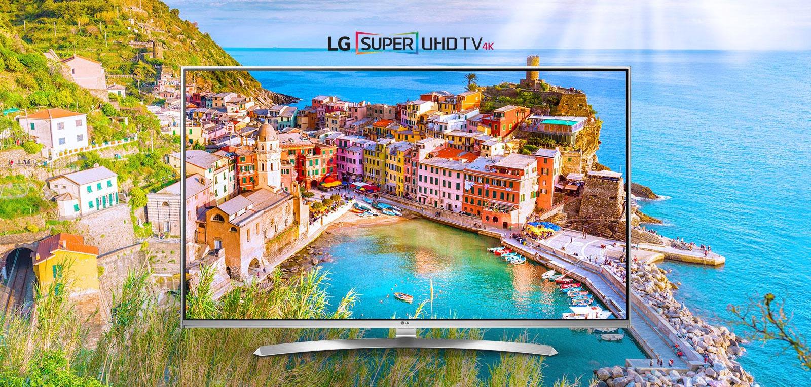 [ibood] LG 49UH850V SUPER UHD, HDR, IPS, 4K, 200 Hz nativ, 3D