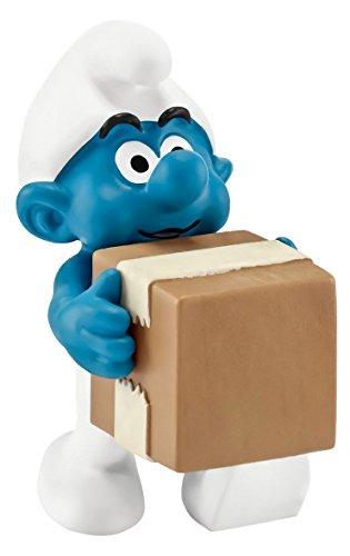 Amazon Plus Produkt: versch. Schleich Schlumpf-Fuguren z. Bsp. Schleich 20771 - Logistik Schlumpf, Spielfigur für 1,83€