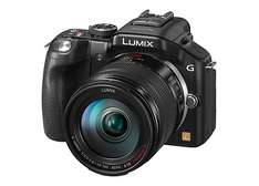 Digitalkamera Panasonic Lumix DMC-G6 Kit 14-140 mm