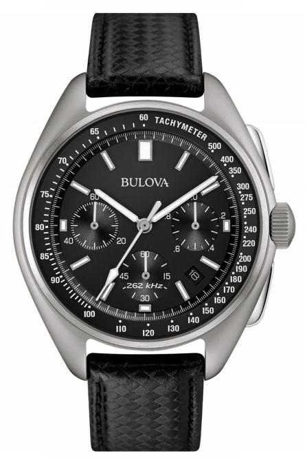 [amazon.co.uk] Bulova Moon Watch Re-Edtion mit Leder- oder Edelstahlband für £275 bzw. £299