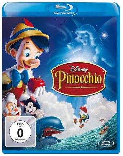 [Amazon Blitzangebot] Pinocchio Blu-ray für 9,97€