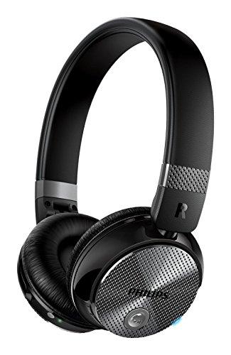 Philips SHB8850NC - NFC/Bluetooth 4.0 Kopfhörer mit Noise Cancelling, AAC, 32 mm Neodym Treiber, 16 Stunden Akku für 54,44€ bei Amazon.it