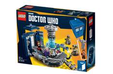 [Amazon.co.uk] Lego Ideas 21304 Doctor Who ca. 45 Euro