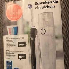 [Aldi-Süd] Oral-B Professional Care 700 - Black Edition + Reiseetui
