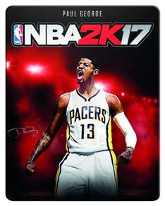 NBA2K17 Metal case XBOXOne