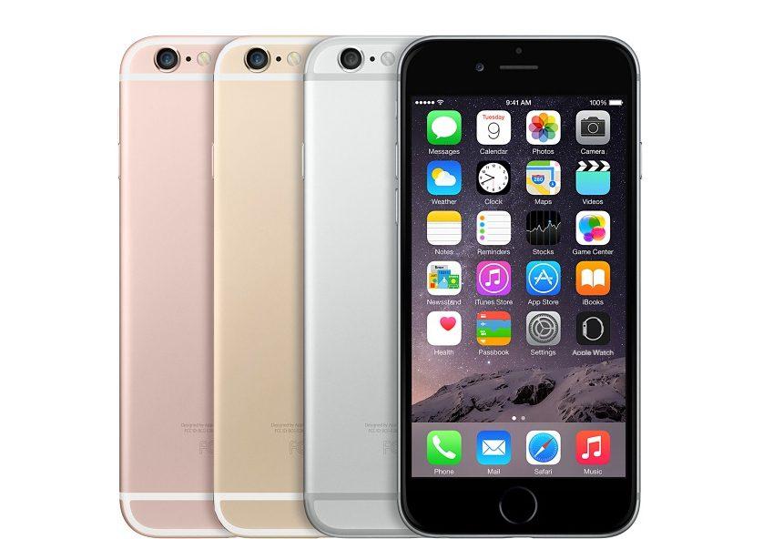 Hofer AT (Aldi) ab 8. Dezember iPhone 6S 16GB 539 Euro & iPadMini 2 229 Euro