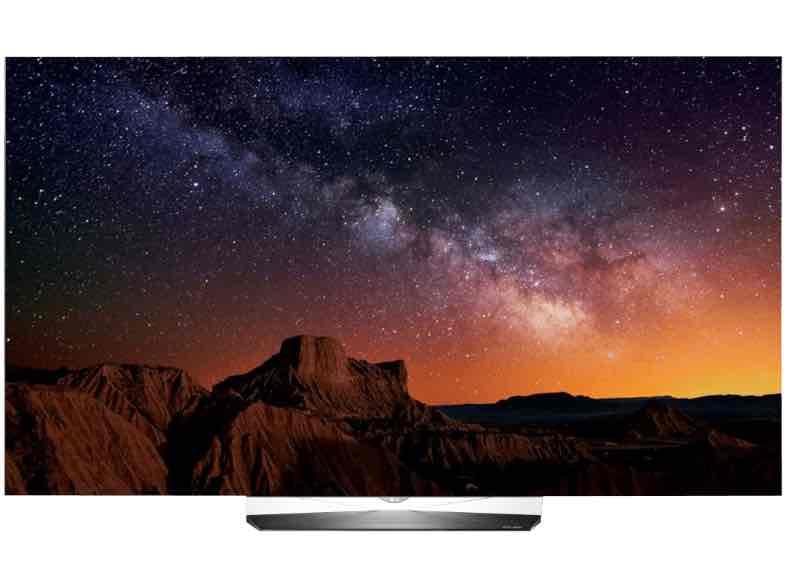 LG OLED 65B6D, 164 cm (65 Zoll), UHD 4K, Smart TV, HD Triple Tuner für 2.999 € vsk-frei @saturn.de