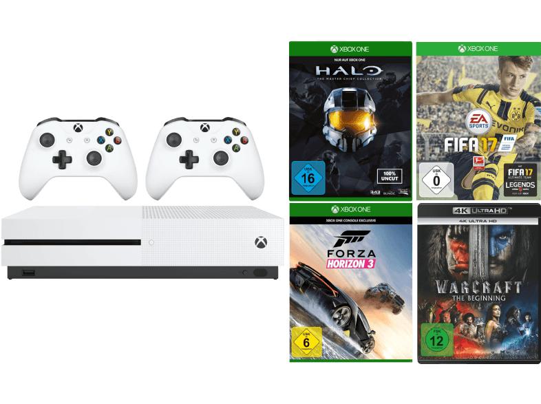 Xbox One S Sparpaket @mediamarkt.de