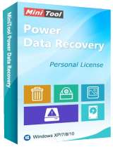 [GAOTD] Minitool Power Data recovery 7 bis FR. 9°°