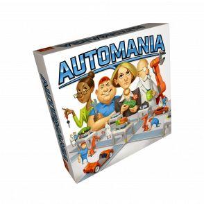 Brettspiel Automania (Arporta Games) für 20 € (statt 34,20 €), Milan-Spiele