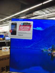 Samsung UE55KS7090 LED SUHD TV + Samsung Galaxy S7 - Media Markt Schweinfurt