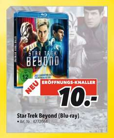 Star Trek Beyond Blu-Ray - Medimax Bottrop