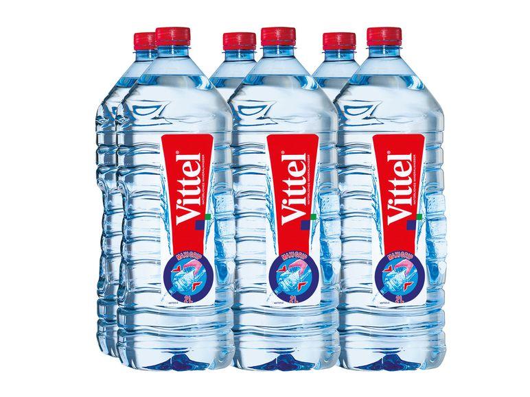 [Lidl Markt] - Vittel Wasser 6er-Pack 2 Liter - NUR BIS MORGEN