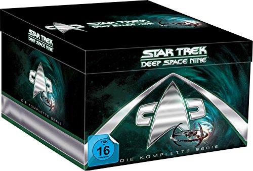 Star Trek - Deep Space Nine: Die komplette Serie (48 Discs) für 39,70€ bei Amazon.es