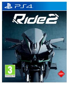 (Game.co.uk + Amazon.co.uk) Ride 2 (PS4/Xbox One) für 31€