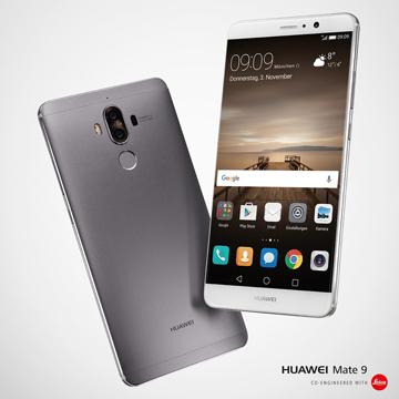 Huawei Mate 9 mit otelo Allnet-Flat, SMS-Flat, 2 GB für 29,99 Euro/Monat + 99 Euro Einmal + 39,99 Euro Anschlussgebühr